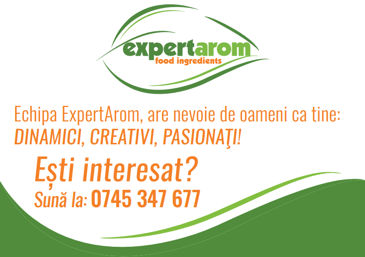 Angajari ExpertArom